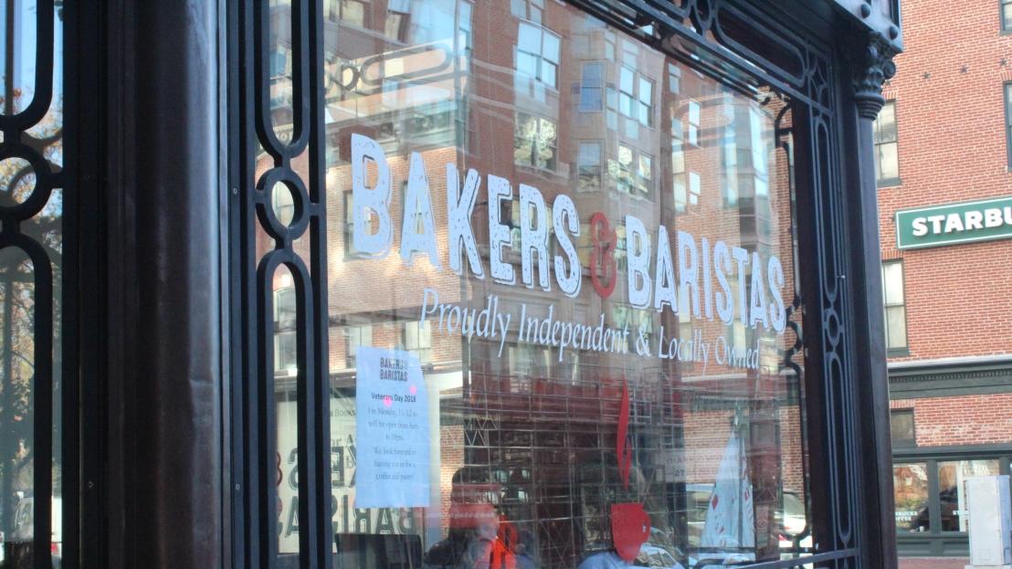 Bakers & Baristas(D.C.)