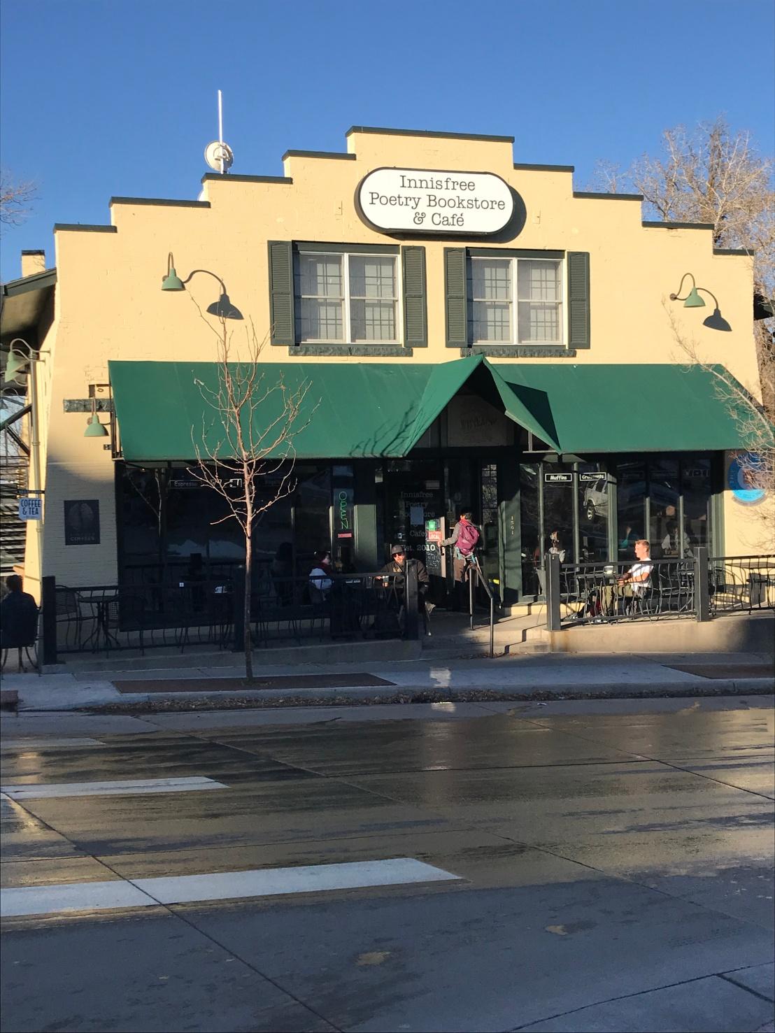 Innisfree Poetry Bookstore & Café(CO)