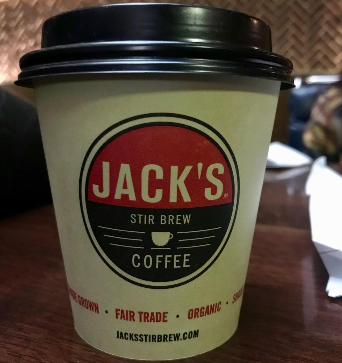 Jack's Stir Brew Coffee(NY)