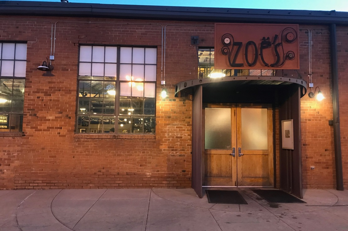 Zoe's Cafe and Events (CO)