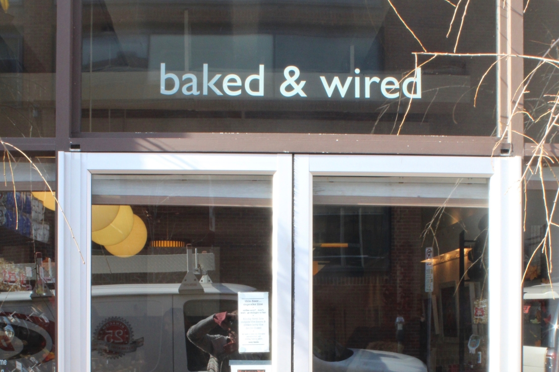 Baked and Wired (D.C. )