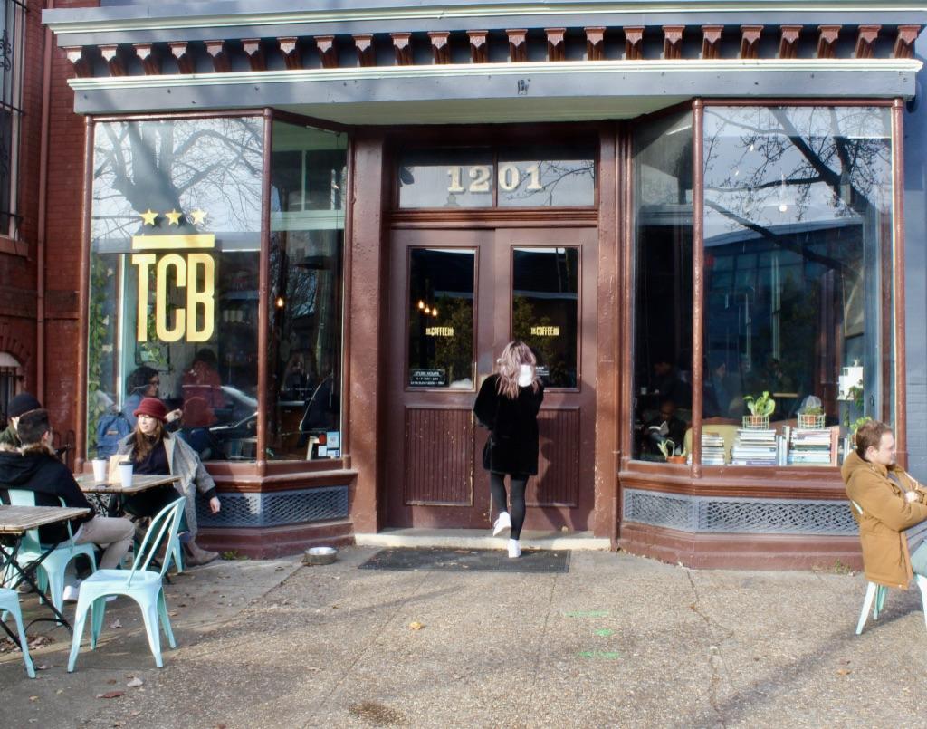 The Coffee Bar(D.C.)
