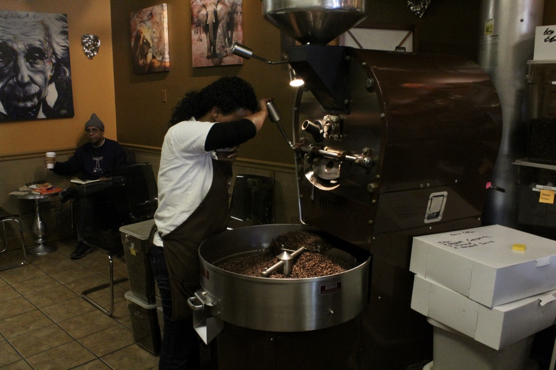 Harrar Coffee and Roastery(D.C.)