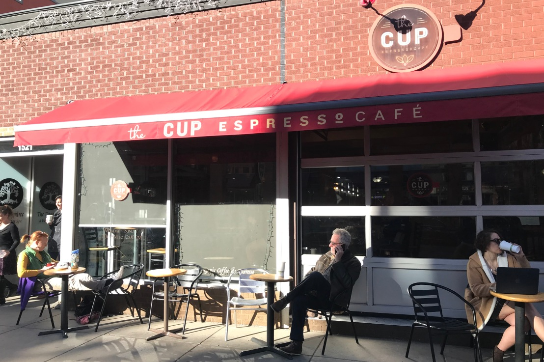 The Cup Espresso Cafe (CO)