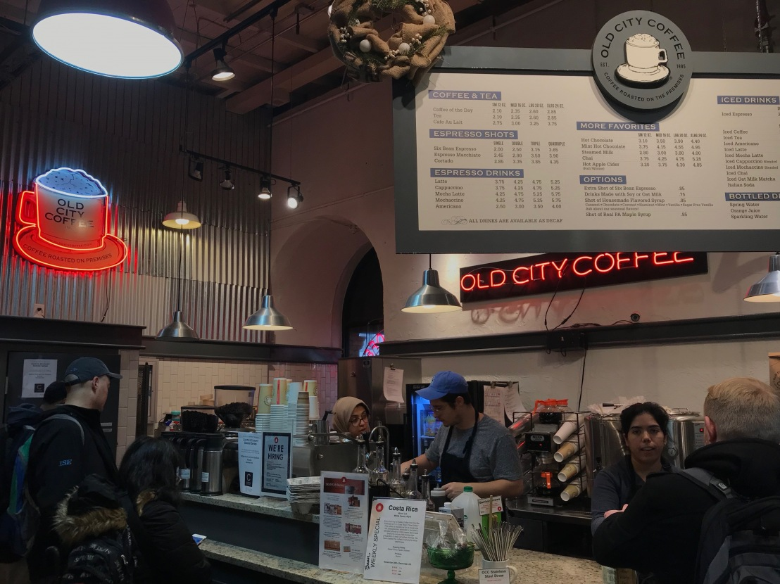 Old City Coffee (PA)