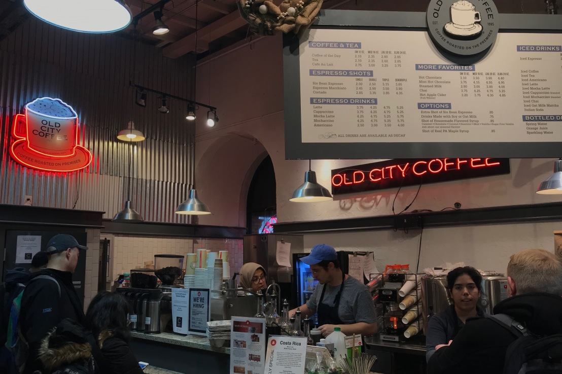 Old City Coffee(PA)