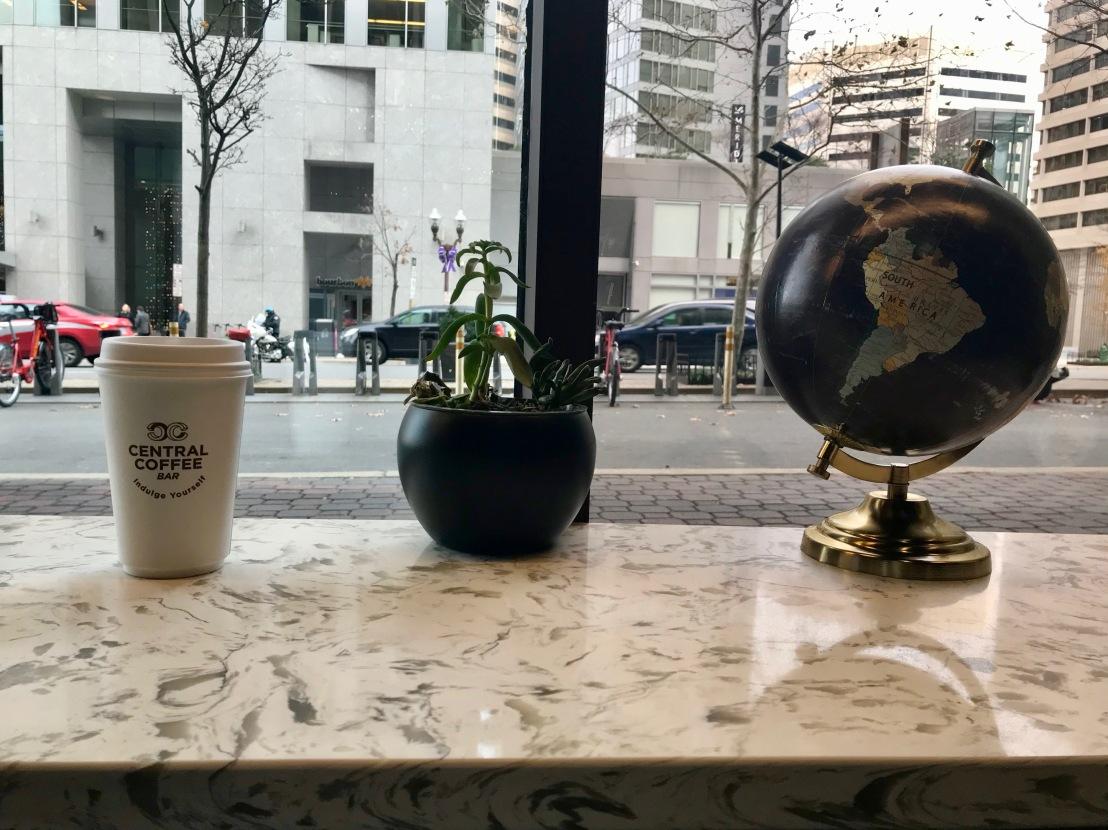 Central Coffee Bar(VA)