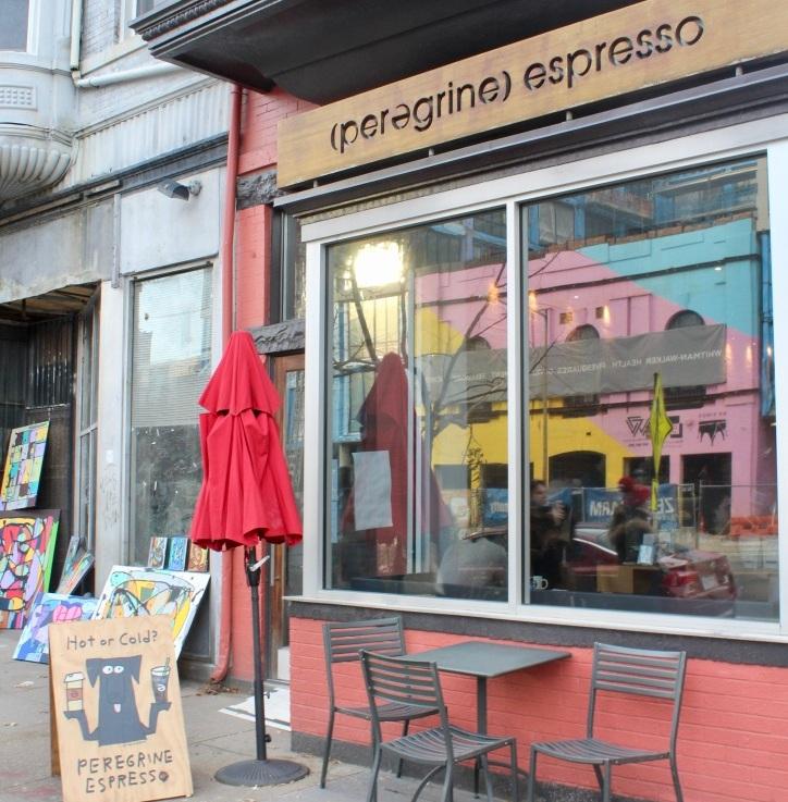 Peregrine Espresso (D.C.)