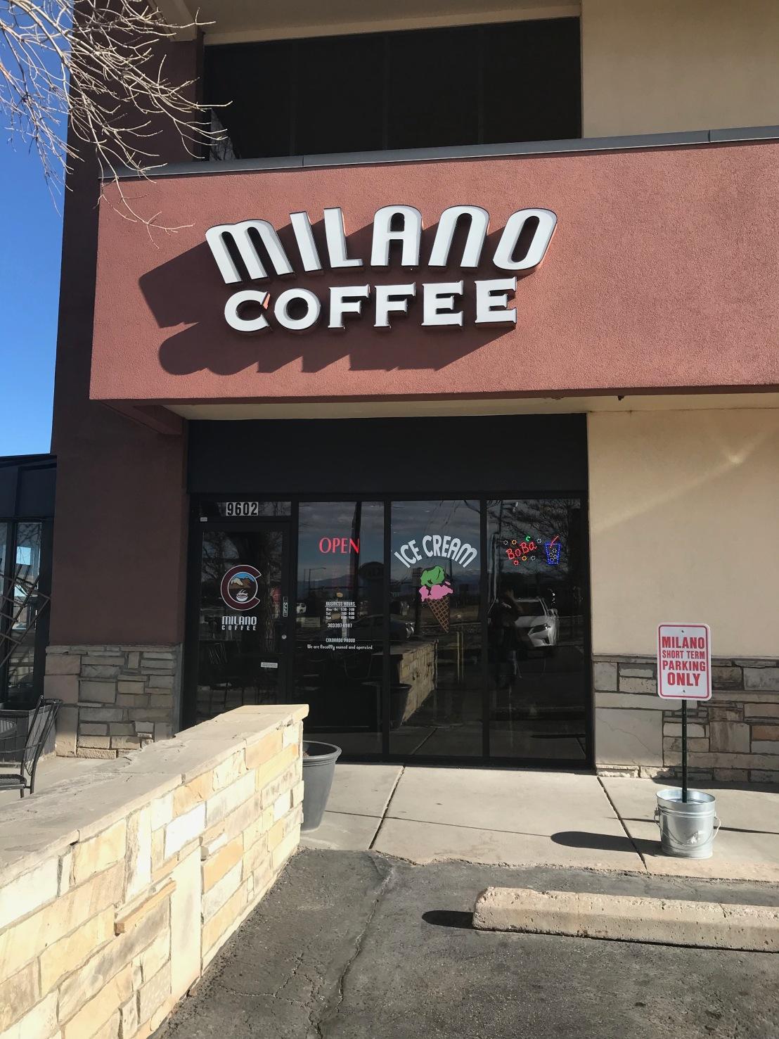 Milano Coffee (CO)