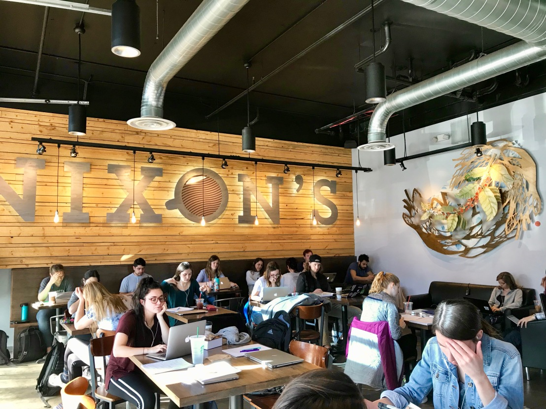 Nixon's Coffee House (CO)