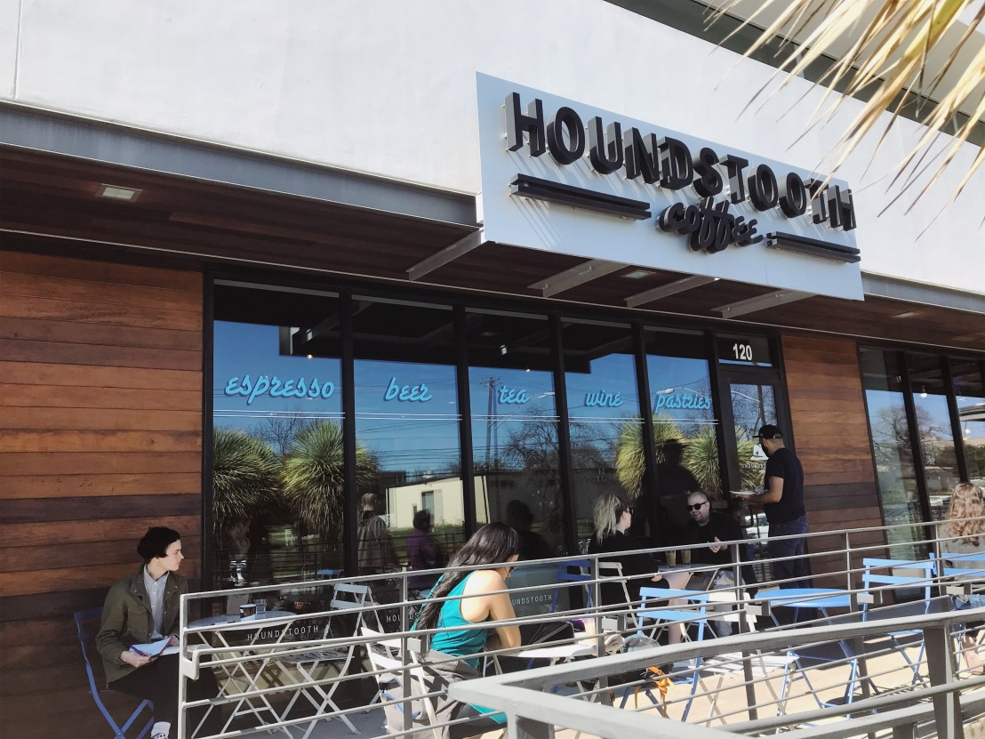 Houndstooth Coffee (TX)