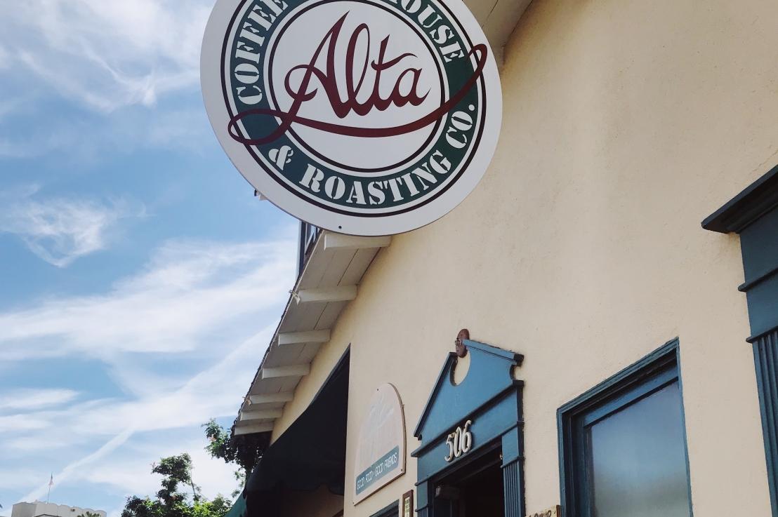 Alta Coffee Roasters(CA)