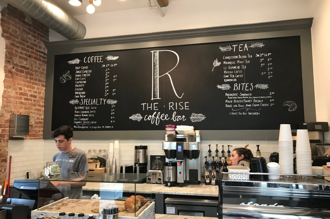 The Rise Coffee Bar (SC)